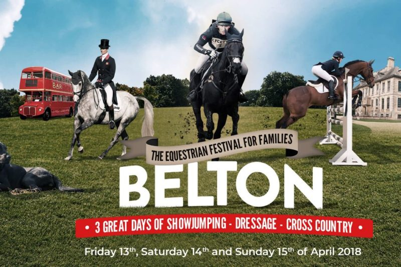 Grantham businesses on show at Belton Horse Trials