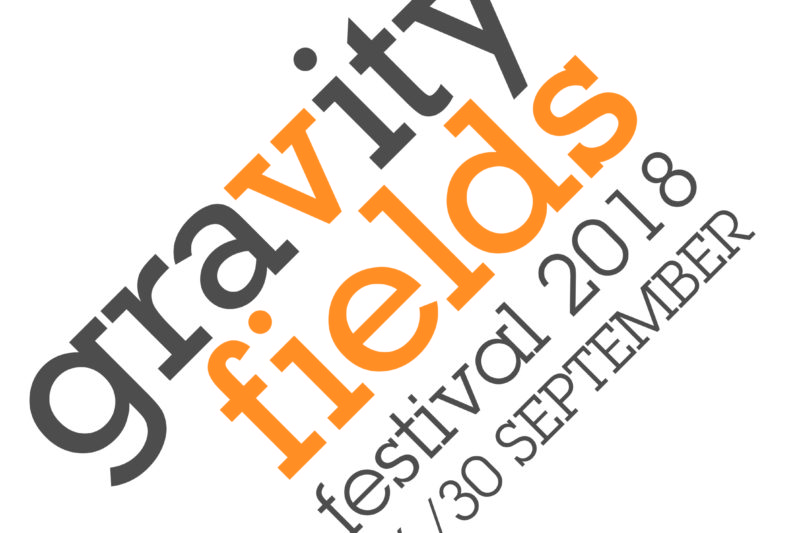 Exciting Opportunity to get involved with this year's Gravity Fields festival